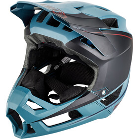 100% Trajecta Casque, slate blue